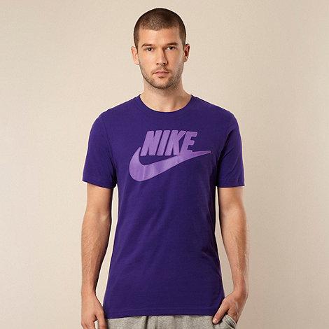 Nike - Purple +Futura+ t-shirt