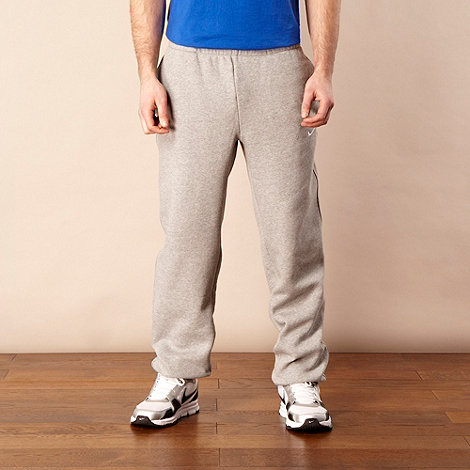 Nike - Grey fleece lined jogging bottoms