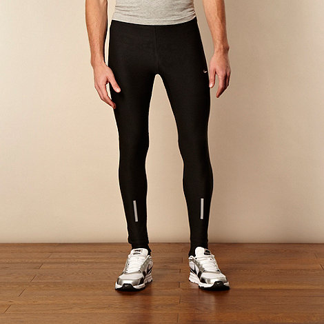 Nike - Black technical trousers