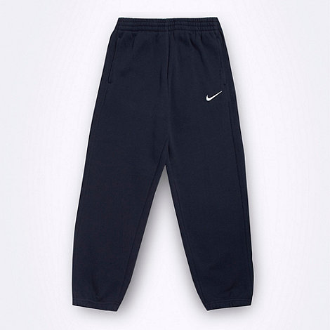 Nike - Navy essential jogging bottoms