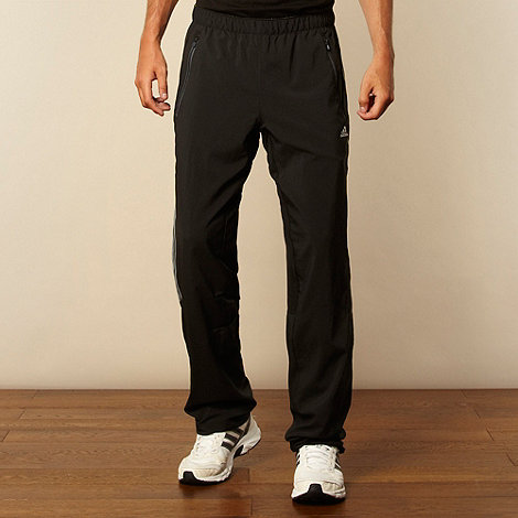 adidas - Black +ClimaCool+ joggers