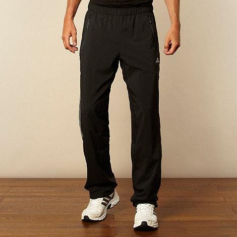adidas - Black +ClimaCool+ joggers