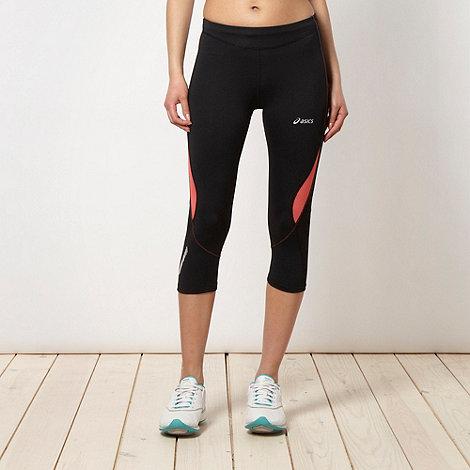 ASICS - Black knee length tight bottoms