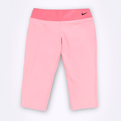 Nike - Girl+s pink +Legend+ tight sports trousers