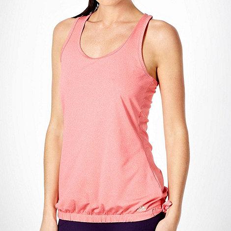adidas - Pink racer back tank top