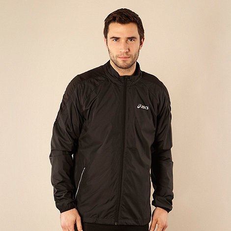 ASICS - Black lightweight jacket