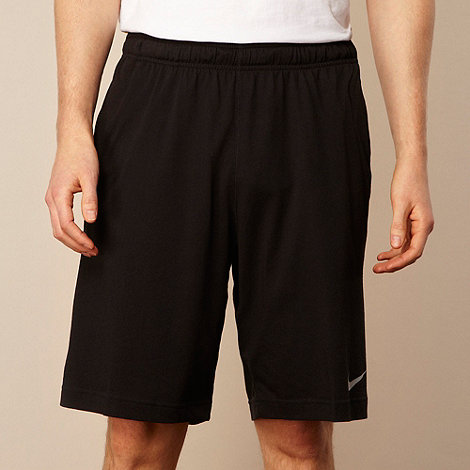 Nike - Black casual shorts