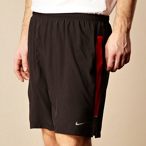 Nike - Black two in one shorts