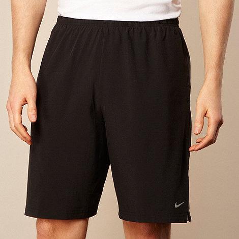 Nike - Black running shorts