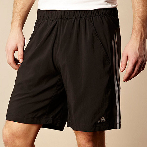 adidas - Black +Climacool+ shorts