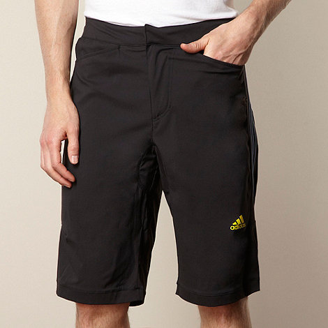 adidas - Black +Response+ Formation shorts