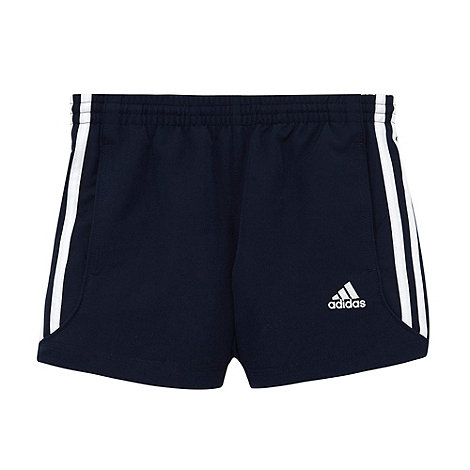 adidas - Boy+s navy +Essential+ shorts