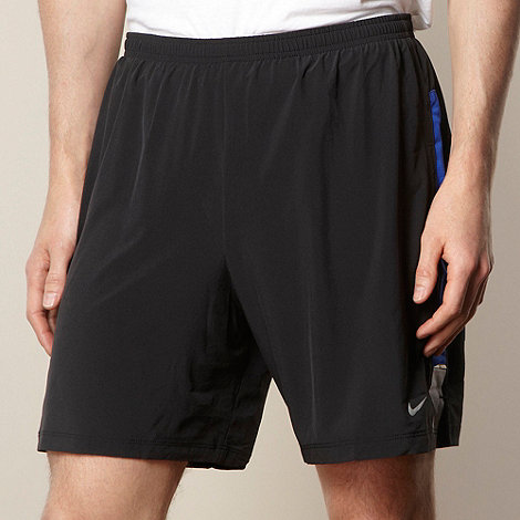 Nike - Black 2-in-1 shorts