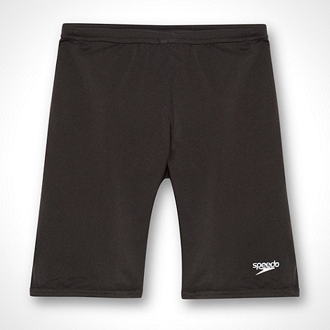 Speedo - Boys+ black +Endurance++ board shorts