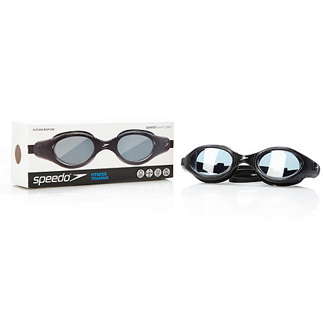 Speedo - Black +Futura Biofuse+ swimming goggles