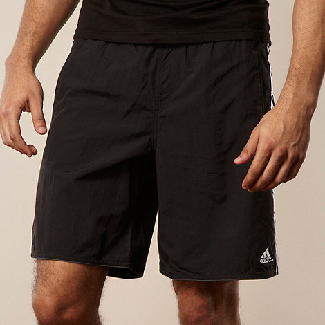adidas - Black swim shorts