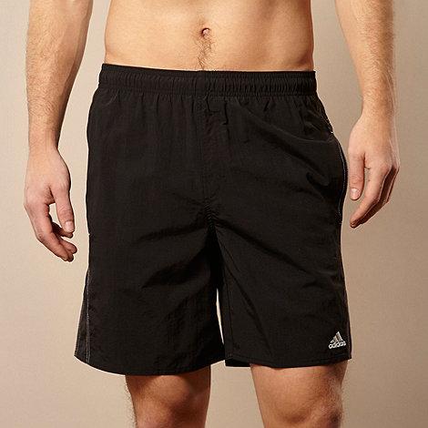 adidas - Black essential board shorts