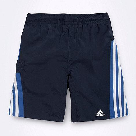 adidas - Boy+s navy shorts