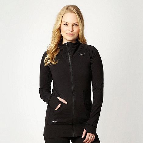 Nike - Black fitness jacket