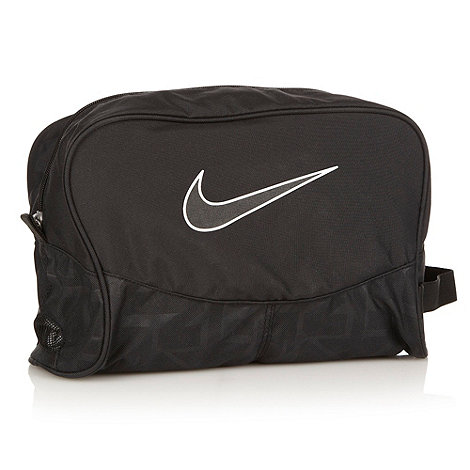 Nike - Black shoe bag
