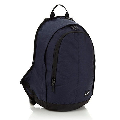 Nike - Navy +Hayward+ backpack