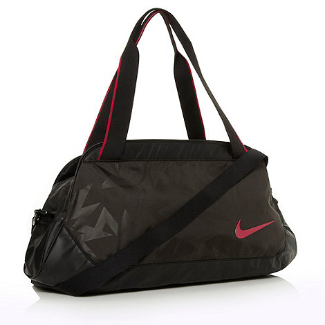 Nike - Black +Legend Track+ shoulder bag