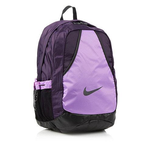 Nike - Purple +Varsity+ backpack