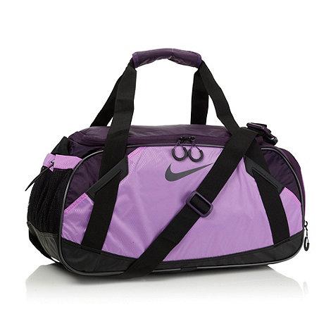 Nike - Purple +Varsity+ holdall