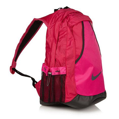 Nike - Pink +Varsity+ backpack