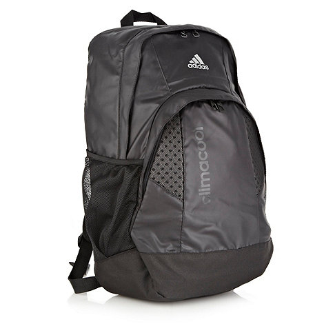 adidas - Black +Climacool+ backpack