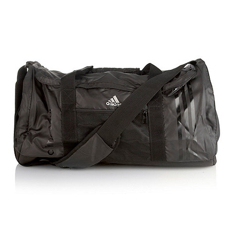 adidas - Black sports holdall