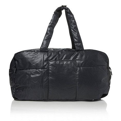 Elle Sport - Black padded holdall