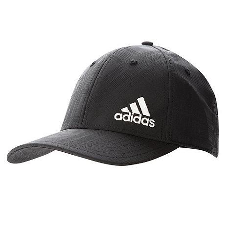adidas - Black plaid cap