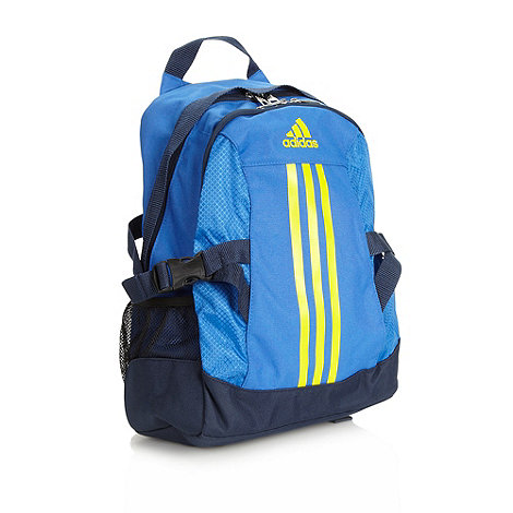 adidas - Boy+s blue backpack