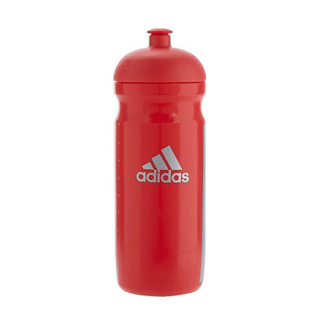 adidas - Red essential drinks bottle