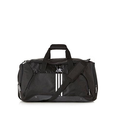 adidas - Black logo team bag