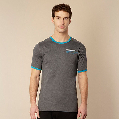 Nike - Grey relaxed fit t-shirt