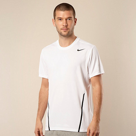 Nike - White +Power+ t-shirt