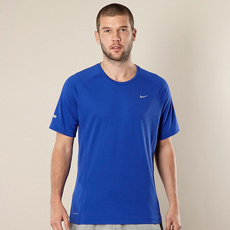 Nike - Blue UV t-shirt