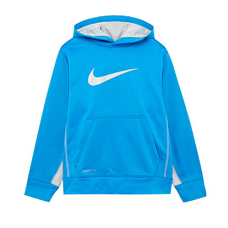 Nike - Boy+s +Therma-FIT+ hoodie