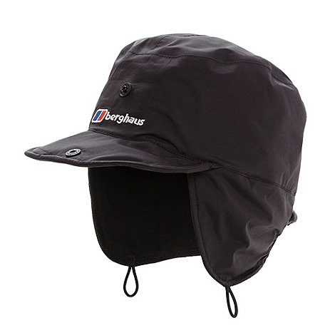 Berghaus - Black fleece lined cap