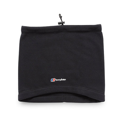 Berghaus - Black fleece neck gaiter