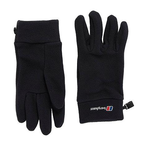 Berghaus - Black fleece gloves