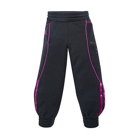 adidas - Girl+s dark grey +Tinkerbell+ jogging bottoms