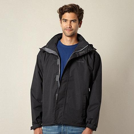 Trespass - Black waterproof jacket