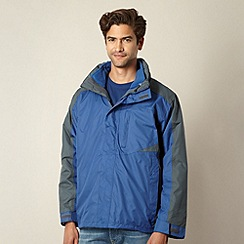 Trespass - Blue 3 in 1 jacket