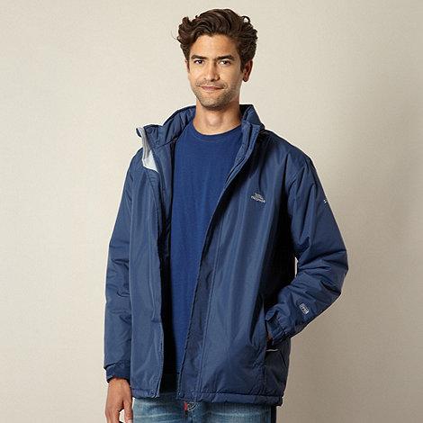 Trespass - Navy waterproof performance jacket