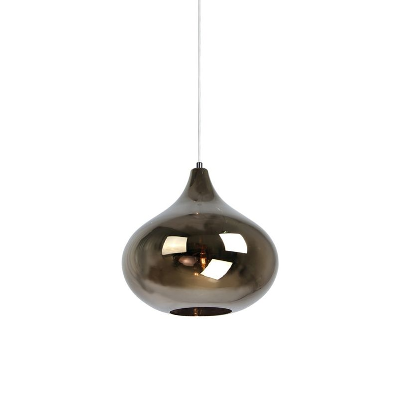 Home Collection Bronze Glass 'Claire' Pendant Ceiling Light