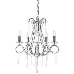 Home Collection - Ella Crystal Glass Chandelier Light