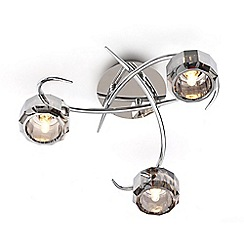 Home Collection - 'Eva' flush ceiling light